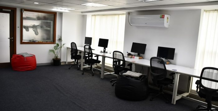 customized office space